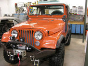 1976 Jeep CJ Levi's Edition
